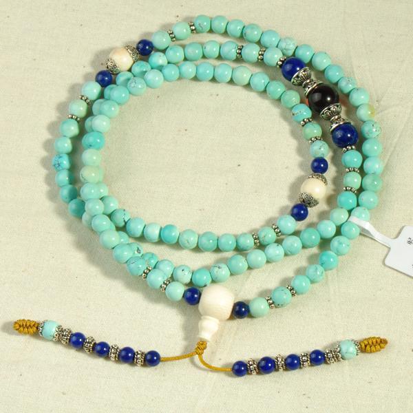 宝篆 绿松石手链 G16-1