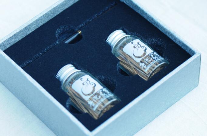 宝篆沉香  抽烟香材礼盒 高档沉香礼盒 送礼佳品